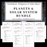 Planets & Solar System Bundle