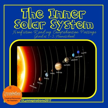 Solar System Bundle Nonfiction Reading Comprehension