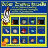 Space Activities Bundle Nonfiction Reading Comprehension