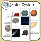 Solar System Cards