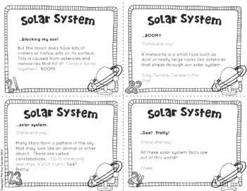 Solar System Causation Cards