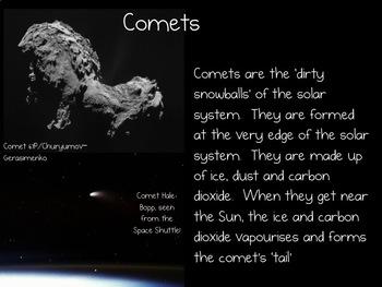 Solar System Classroom Displays