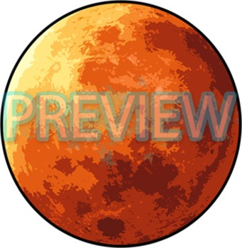 Science - Solar System Clipart