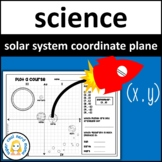 Outer Space Coordinate Plane