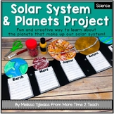 Solar System and Planets Project : Fun and Creative Scienc