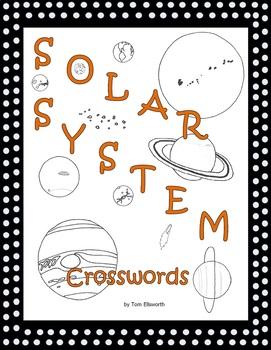 Solar System Crosswords