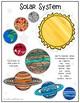 Solar System Cut & Paste