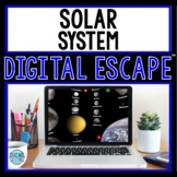 Solar System DIGITAL ESCAPE ROOM for Google Drive® | Distance Learning