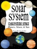 Solar System - Discovering Space {Planets, Moon, Sun}