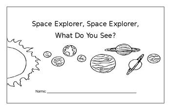 Solar System Emergent Reader