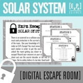 Solar System Science Escape Room