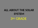 Solar System ExC-ELL vocabulary Powerpoint