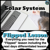 Solar System Flipped Lesson | Inner and outer planets | di