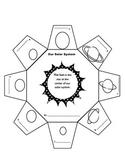 Solar System Folding Activity Sheet