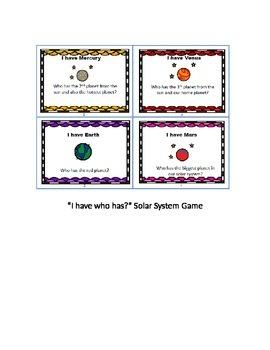 Solar System Games Bundle