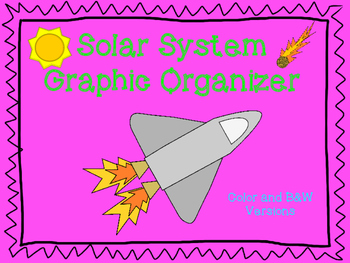 Solar System Graphic Organizers