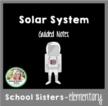 Solar System Guided Notes