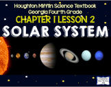 Solar System (Houghton Mifflin 4th Grade Science Chapter 1 Lesson 2)