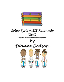 Solar System III Research Unit (Outer Planets)