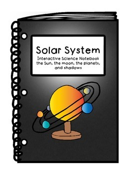 Solar System Interactive Science Notebook
