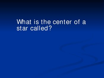 Solar System Jeopardy - Aligned to Fourth Grade Science Standards!