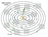 Solar System Manipulative Game