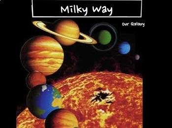 Solar System - Milky Way