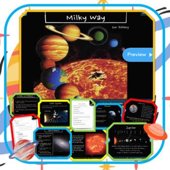 Solar System - Milky Way Unit