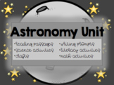 Solar System Mini-Unit: Astronomy and the MOON