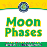 Solar System: Moon Phases - PC Gr. 5-8