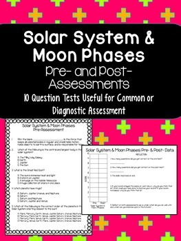 Solar System and Moon Phases Quiz