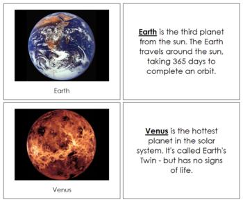 Solar System Nomenclature Book