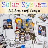 Solar System Nonfiction Listen and Learn