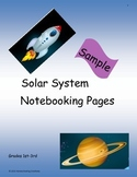 Solar System Notebooking Sample