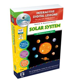 Solar System - PC Gr. 5-8