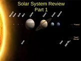 Solar System PPT Review