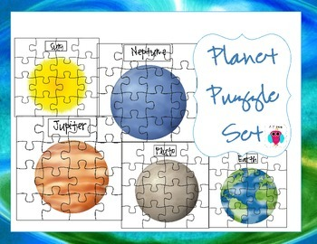Solar System Puzzles