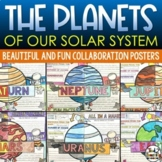 Solar System: Planet Research Collaborative Posters
