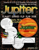 SOLAR SYSTEM: PLANET SHAPED FLIP BOOK  {JUPITER}