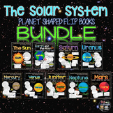 SOLAR SYSTEM FLIP BOOKS BUNDLE SCIENCE RESOURCE