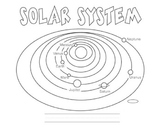 Solar System Planet Tracing Facts Book