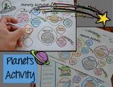 Solar System (Planets) Activity