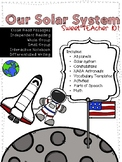 Solar System - Planets, Constellations, & Astronauts