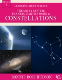 Solar System: Planets, Earth's Moon, and Constellations-Learning About Science