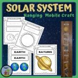 Solar System Hanging Mobile Craft