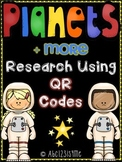 Solar System {Planets +More!} Research Using QR Codes