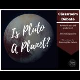 Solar System - Pluto Debate - Space