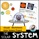 Solar System: Posters, Mini Book, Printables, and Projects