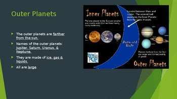 Solar System Powerpoint Lesson
