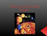 Solar System Powerpoint and Printables